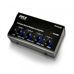 pyle headphone amp