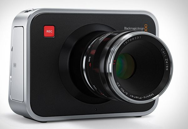 PVC: How Blackmagic's Cinema Camera Could Unexpectedly Boost Business