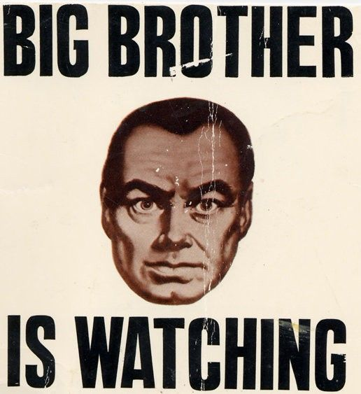 Big Advertising is Watching You