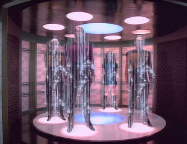 Does Star Trek Teleportation Just Kill You?